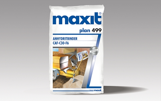 maxit plan 499 Anhydritbinder