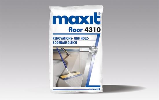maxit floor 4310 Renovations- und Holzbodenausgleich