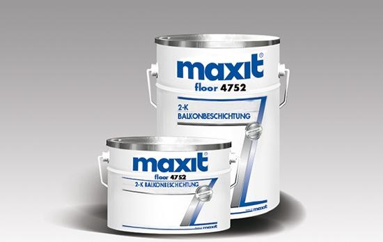 maxit floor 4752 Balkonbeschichtung PU