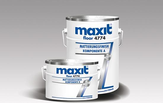 maxit floor 4774 N Mattierungsfinish
