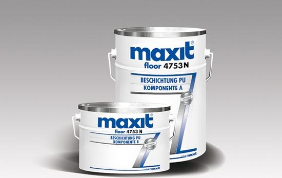 maxit floor 4753 Beschichtung PU