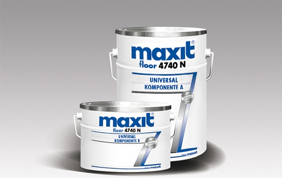 maxit floor 4740 Universal Epoxidharzbeschichtung