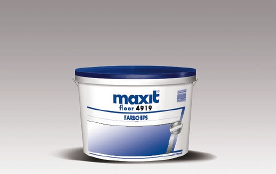 maxit floor 4919 Farbchips
