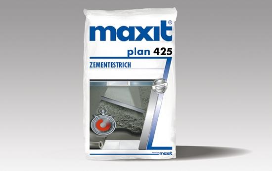 maxit plan 425 Zementestrich