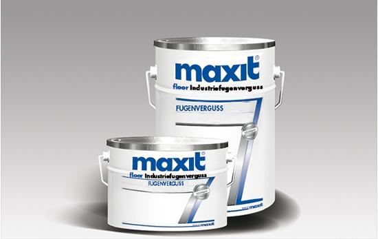 maxit floor Industriefugenverguss