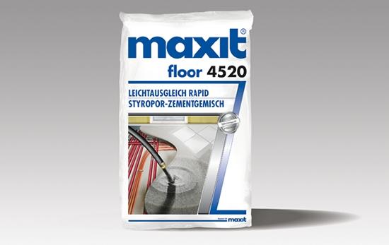 maxit floor 4520 Leichtausgleich rapid