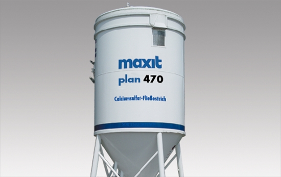 maxit plan 470 Calciumsulfatgebundener Fließestrich