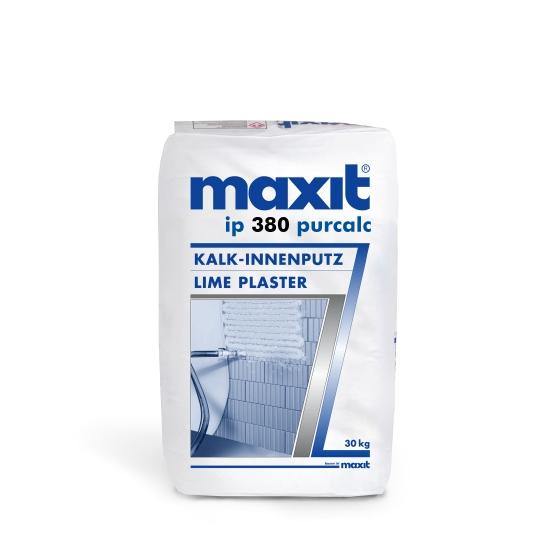 maxit purcalc 380 Kalkputz für Innen