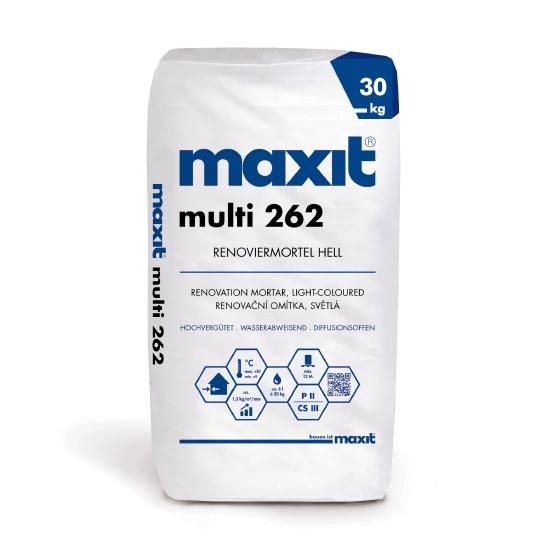 maxit multi 262 Renoviermörtel, hell
