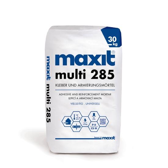 maxit multi 285 Klebe- und Armierungsmörtel