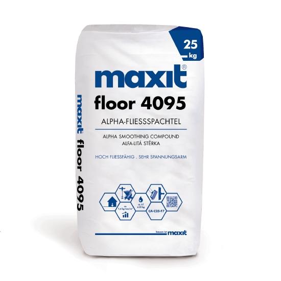 maxit floor 4095 Alpha-Fließsspachtel