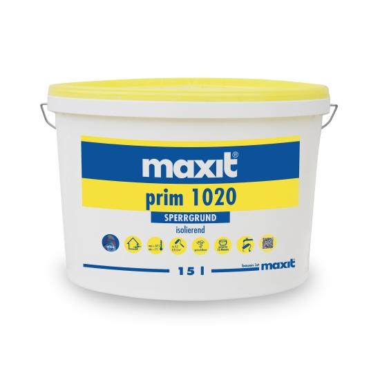 maxit prim 1020 Sperrgrund
