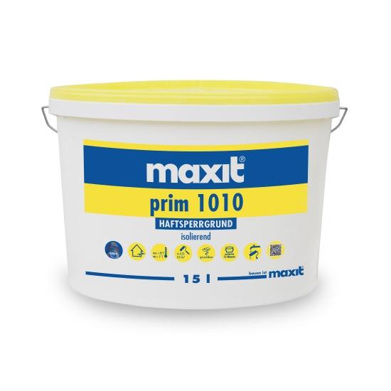 maxit prim 1010 Haftsperrgrund