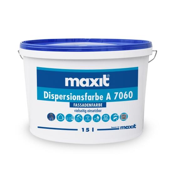 maxit Dispersionsfarbe A Fassadenfarbe