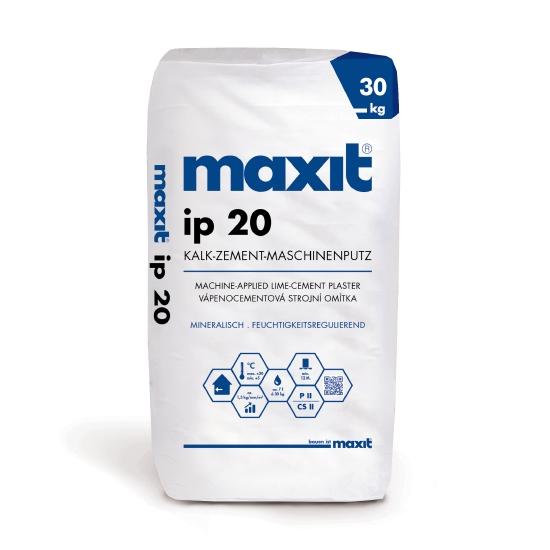 maxit ip 20 Kalk-Zement-Maschinenputz
