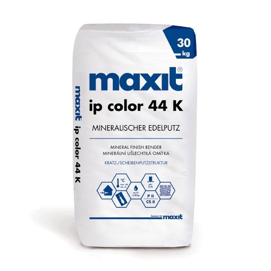 maxit ip color 44 K Scheiben- und Kratzputzstruktur