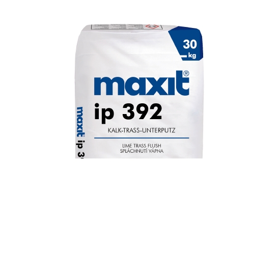 maxit ip 392 Kalk-Trass-Unterputz