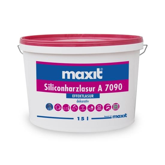 maxit Siliconharzlasur A 7090