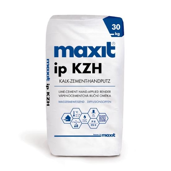 maxit KZH Kalk-Zement-Handputz