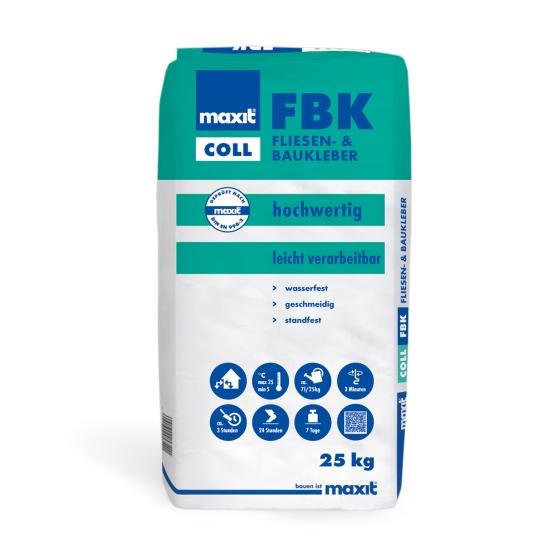 maxit coll FBK Fliesen und Baukleber