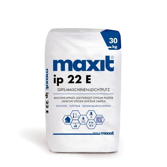 maxit ip 22 E Gips-Maschinen-Leichtputz