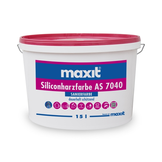 maxit Siliconharzfarbe AS