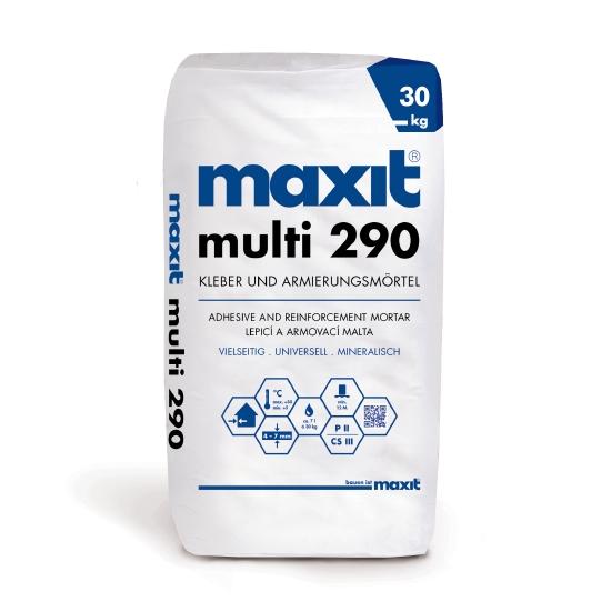 maxit multi 290 Kleber und Armierungsmörtel
