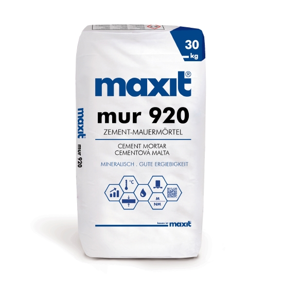 maxit mur 920 Zement-Mauermörtel