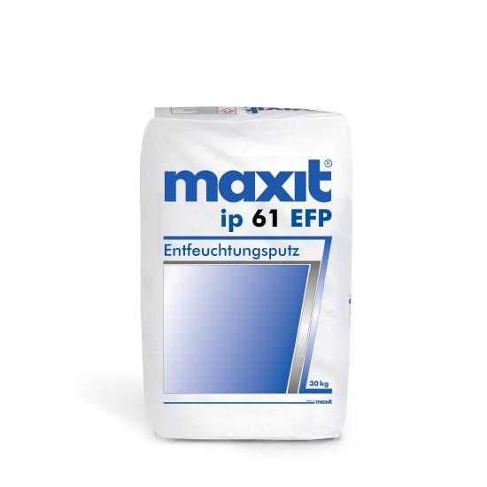 maxit ip 61 EFP Entfeuchtungsputz