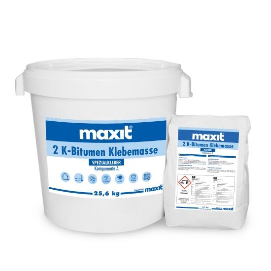 maxit 2K-Bitumen Klebemasse