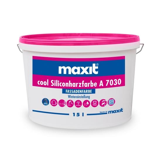 maxit cool Siliconharzfarbe A