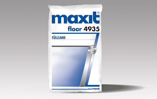 maxit floor 4935 Füllsand