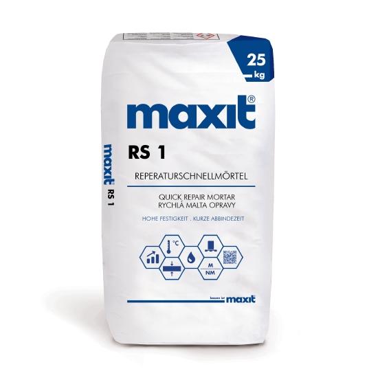 maxit RS 1 - Reparaturschnellmörtel