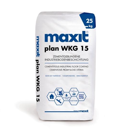maxit plan WKG 15