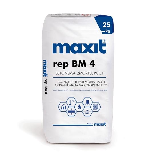 maxit BM 4 - Betonersatzmörtel PCC I