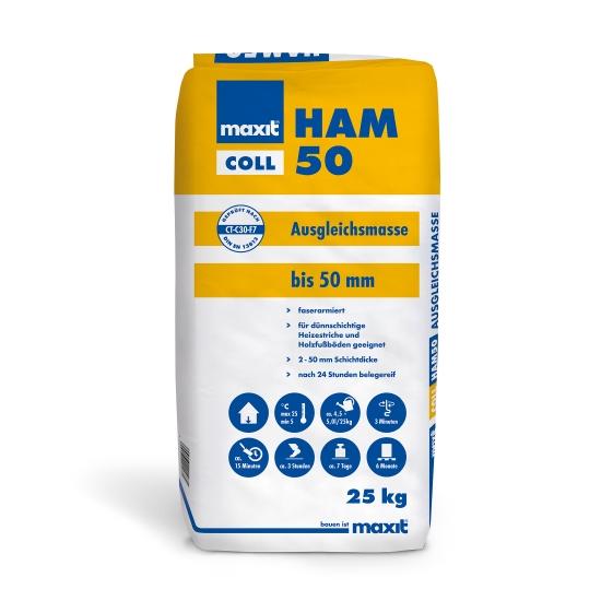 maxit coll HAM 50 Renovationsausgleich schnell