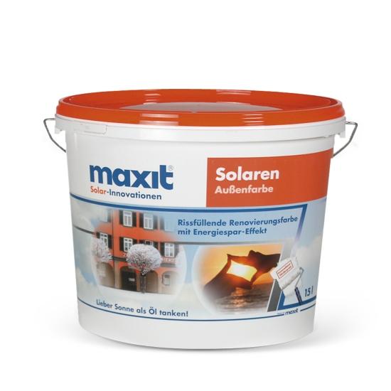maxit Solaren Fassadenfarbe