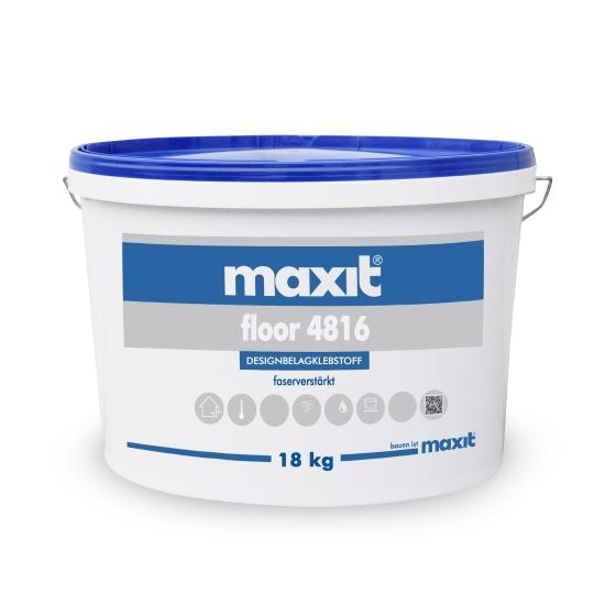 maxit floor 4816 Designbelagsklebstoff