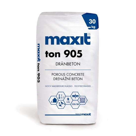 maxit ton 905 Dränbeton