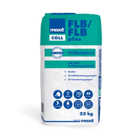 maxit coll FLB Plus Fließbettmörtel