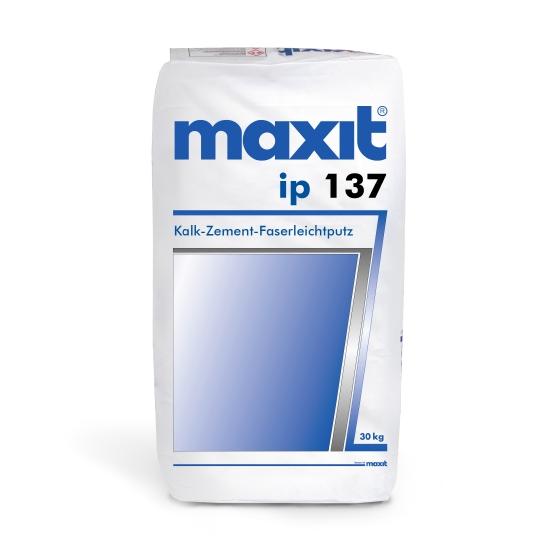 maxit dur 137 Faserleicht-Unterputz