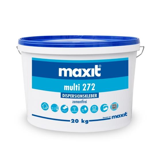 maxit multi 272 Klebemörtel organisch