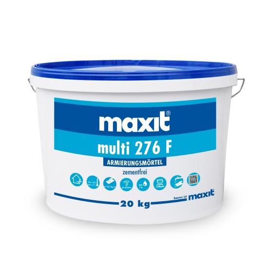 maxit multi 276 F Armierungsmörtel für WDVS