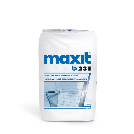 maxit ip 23 E Gips-Kalk-Maschinen-Leichtputz