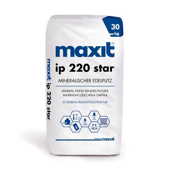 maxit star 220 Scheibenputz Jura