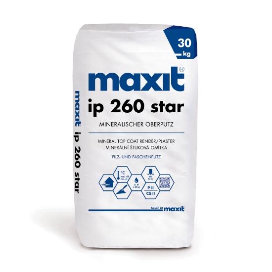 maxit star 260 Filzputz