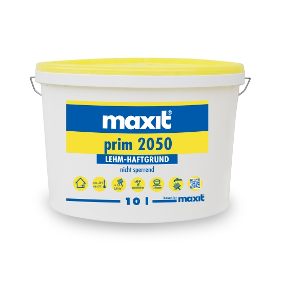 maxit prim 2050 Lehm-Haftgrund
