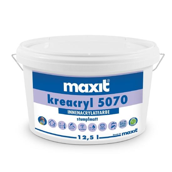 maxit kreacryl 5070 Acrylatfarbe