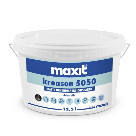 maxit kreason 5050 Dispersionsfarbe