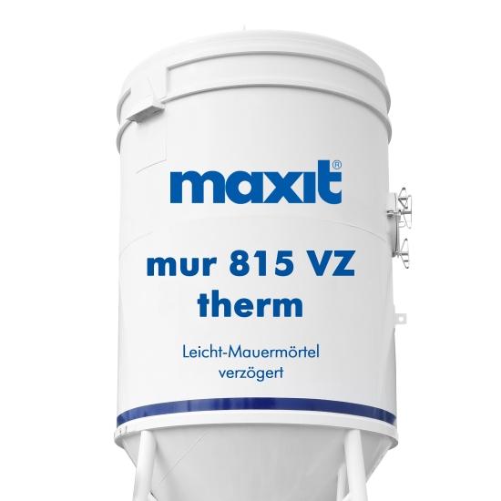 maxit therm 815 VZ Leicht-Mauermörtel LM 21